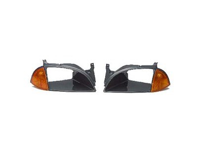 METRO 95-97 Right Headlight DOOR (With PK/SIDEMARKER)