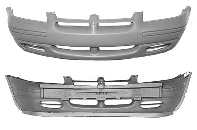 STRATUS 97-00 Front Cover (BASE)Without FOG
