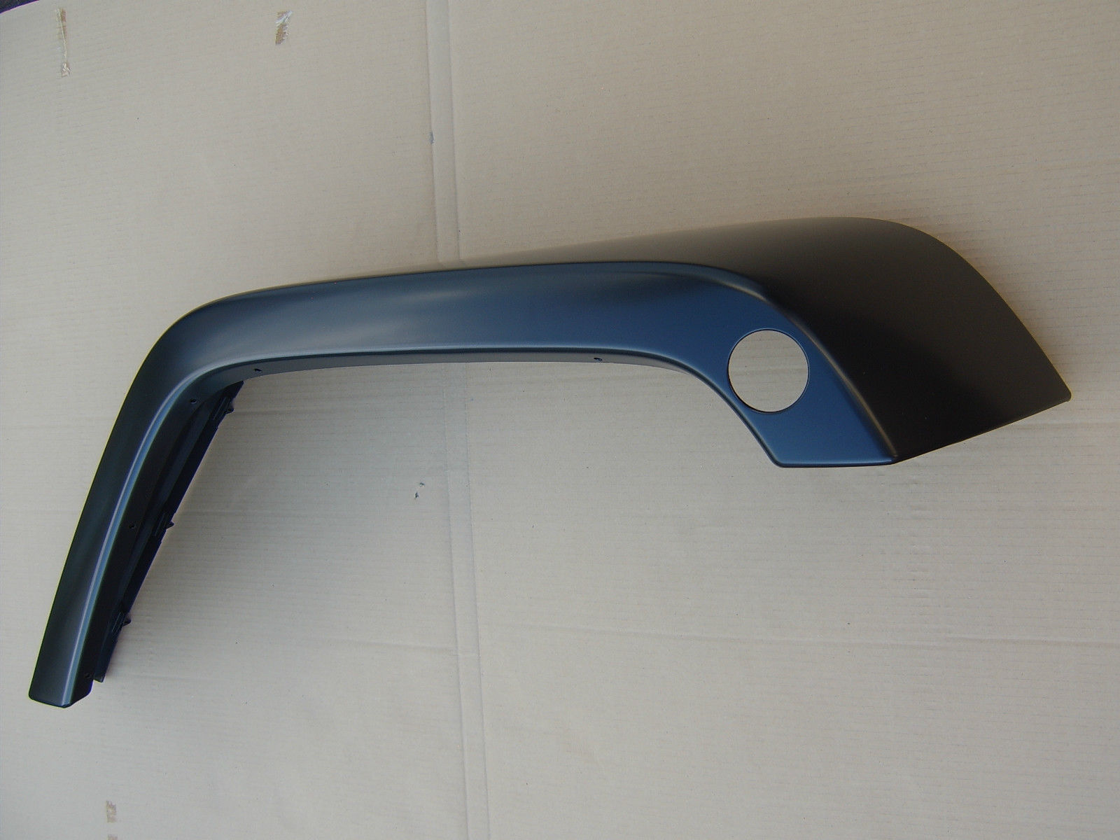 WRANGLER 07-17 Right Front FENDER FLARE (Paint to match)