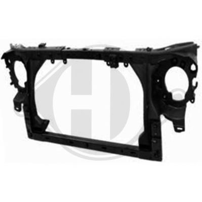 WRANGLER 07-17 Radiator Support Assembly