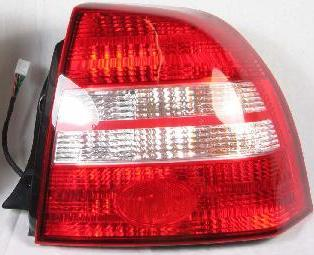 SPECTRA 00-01 Right TAIL LAMP Hatchback With 4DR