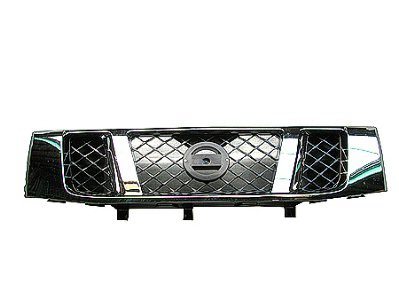 TITAN 08-15 Grille (Paint to match) With Black HONEY COMB