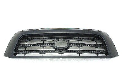 TUNDRA 07-09 Grille BASE Black With Black FRAME WithoutS