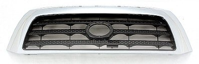 TUNDRA 07-09 Grille Black With Chrome FRAME BASE/SR5