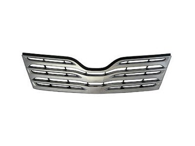 VENZA 09-12 Grille STAIN NICKE Chrome FINISH