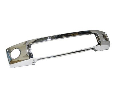 TUNDRA 07-13 Front Bumper Chrome With Sensor Hole
