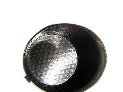 TUNDRA 07-13 Right FOG LAMP Cover Without FOG HOLE