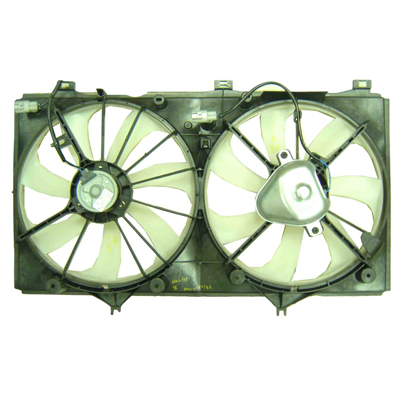 VENZA 09-15 COOLING FAN Assembly 4 Cylinder=CAMRY-622420