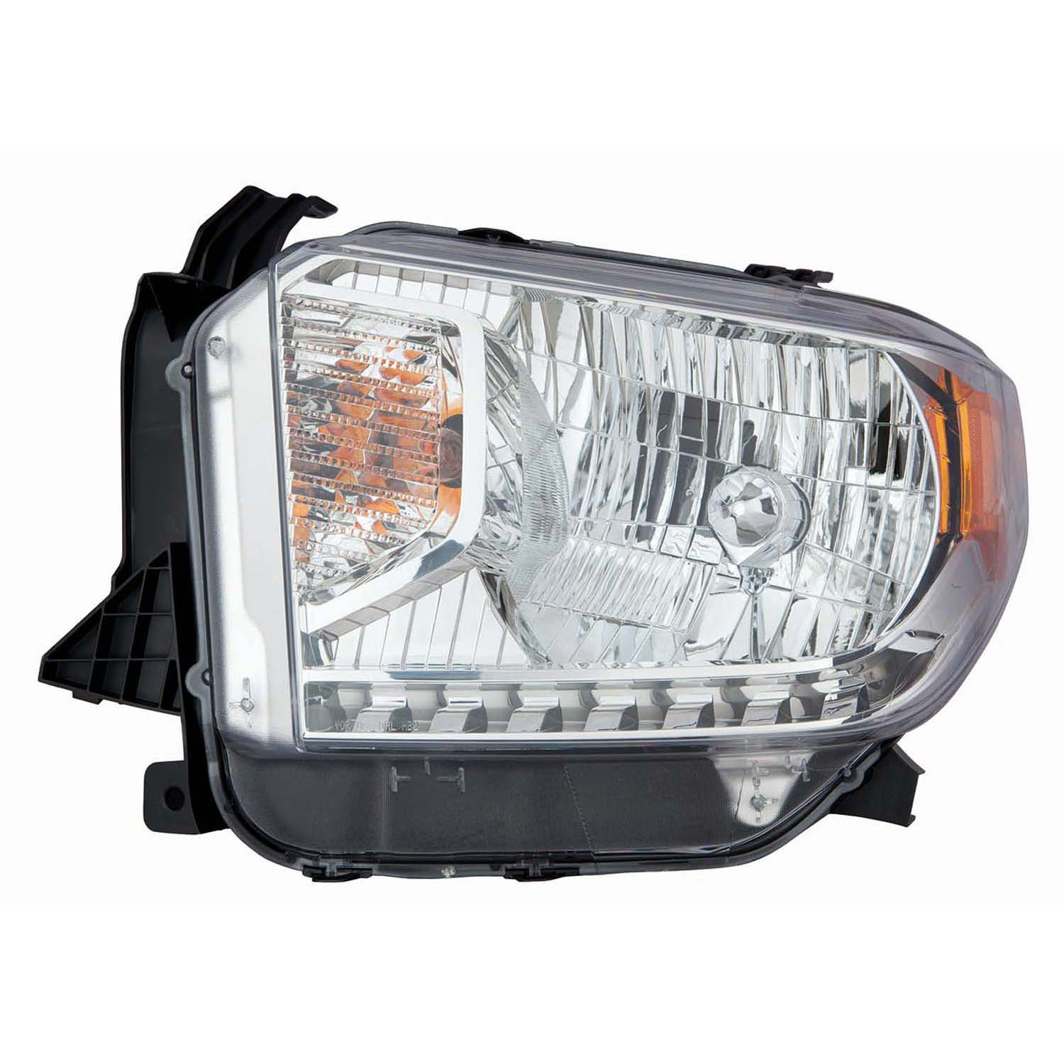 TUNDRA 14-17 Left Headlight Assembly HALOGEN Without LEVELING