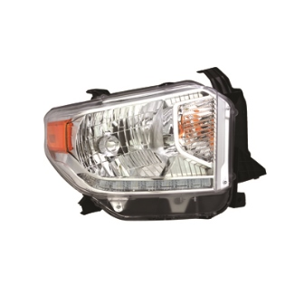 TUNDRA 14-17 Right Headlight Assembly With LED DRIVE With AUTO A