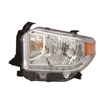 TUNDRA 14-17 Left Headlight Assembly With LED DRIVE With AUTO A
